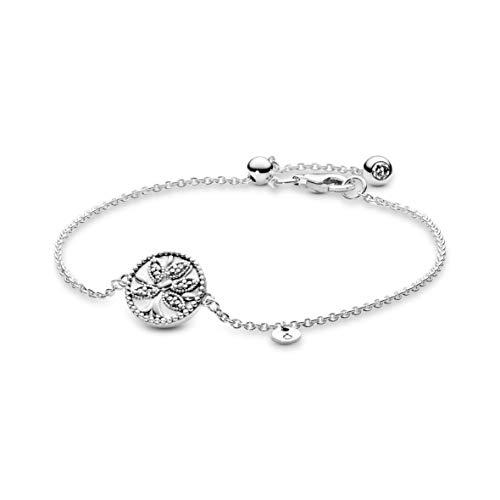 Pandora Damen-Charm-Armbänder 925 Sterlingsilber 597776CZ-20