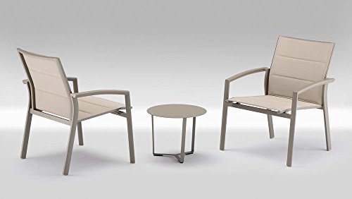 Legno&Design Chaises et Table de extérieur Set de Jardin