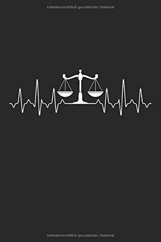 Terminplaner 2021: Terminkalender für 2021 mit Heartbeat Anwalt Cover   Wochenplaner   elegantes Softcover   A5   To Do Liste   Platz für Notizen   für Familie, Beruf, Studium und Schule