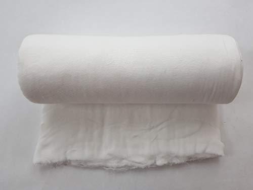 Mullwatte, Verbandswatte, Bandagierwatte 40cm x 5m 1000g