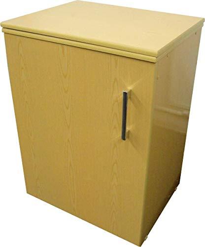 Gabinete tradicional para máquina de costura doméstica