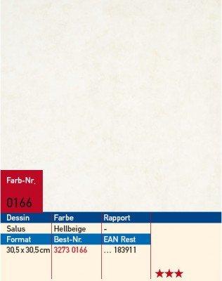 Gerflor Vinyl Fliese Aqua 0166 Salus Hellbeige (Inhalt: 1 m² pro Paket - der angezeigte Preis gilt pro 1 m²)