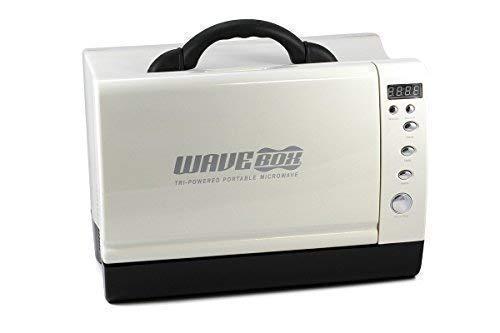 All Ride - Wavebox para microondas (7 L, 24 V)