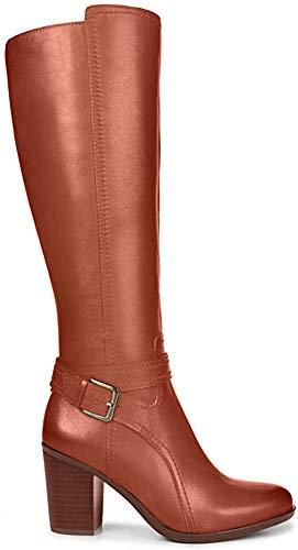 Naturalizer Kelsey Women's Boots Light Maple Size 4 M