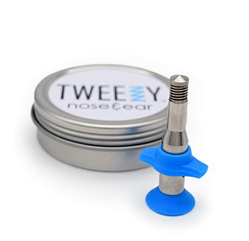 The TWEEZY Nose Hair & Ear Hair Remover. Designed for Hair Removal in Men & Women. Made In USA. Compare with Nose Hair Trimmers & Waxing Kits. Previously called the PLUCK.