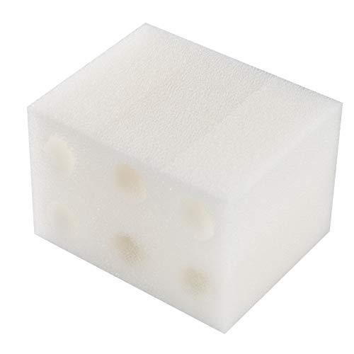 Sin Marca Esponja de filtro de cartucho compatible ajusta Eheim 2010 Pickup Filtro 2617100 (6 piezas)