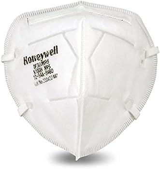 50-Pack Honeywell DF300 N95 Flatfold Disposable Respirator