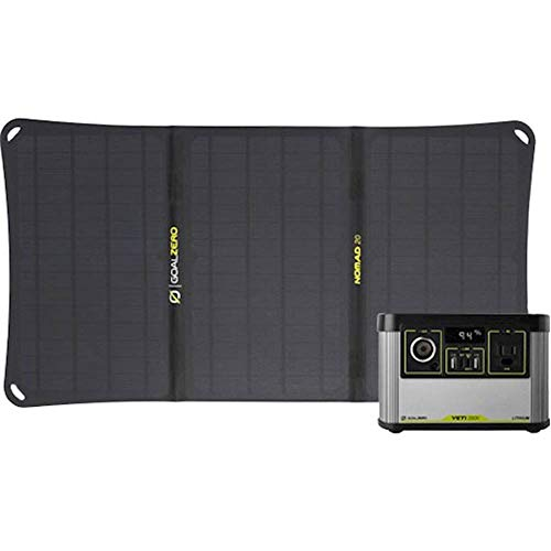 Goal Zero Yeti 200X Solar Kit With Nomad 20 One Color, One Size