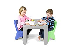 Best Quality Plastic toddler table and chairs under $100