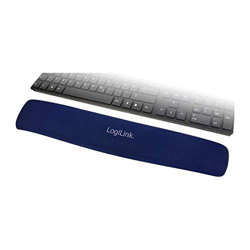 LogiLink - ID0045 - Tastatur Handgelenkstütze - Blau