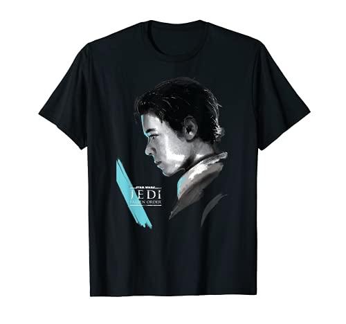 Star Wars Jedi Fallen Order Cal Kestis Profile T-Shirt