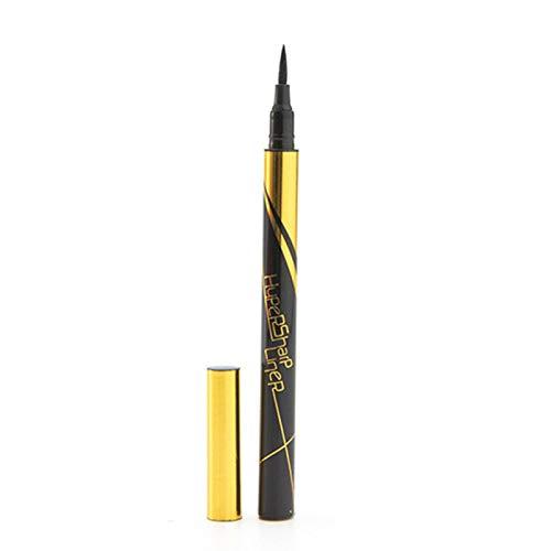 N\C Waterproof Liquid Eyeliner Pencil Big Eyes Makeup Long-Lasting Smooth Fast Dry Black/Brown Eyeliner Cosmetics