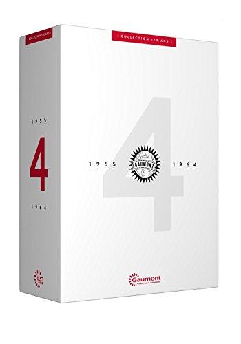 Gaumont 120 Ans-Volume 4 - 1955-1964 [Édition Limitée et Numérotée]