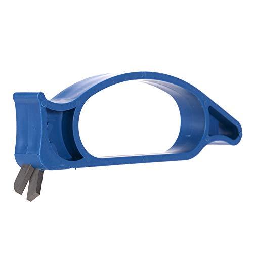 N/W Pinze per affilare i coltelli da Pesca Pinze per la Pesca sul Ghiaccio Invernale Attrezzatura da 10 cm