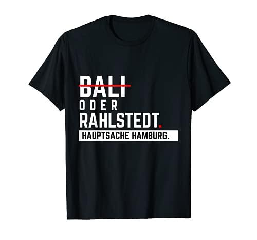 Moin Digga Rahlstedt Hamburger Bali Hamburg Stadtteil T-Shirt