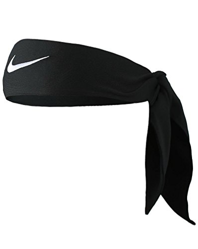 Nike Dri-Fit Head Tie 2.0 (Black/White)