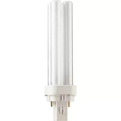 Philips master pl-c - Lámpara pl-c 13w/827 g24d1 2700k