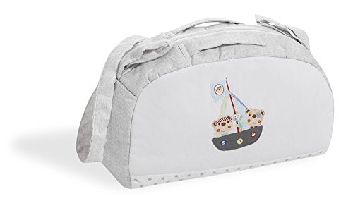 Bolso Maternal Plastificado Pirata Interbaby