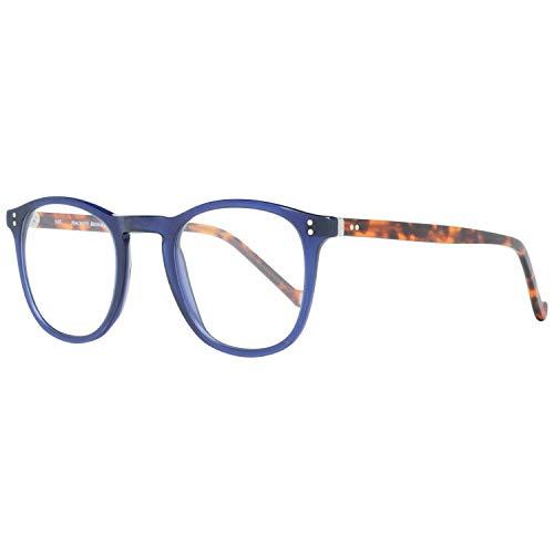 Hackett London Brille Herren Blau Lese-Brillen Brillen-Gestell Brillen-Fassung