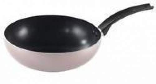 Pyrex Cooking Wok Non Stick Coating with Handle 28cm