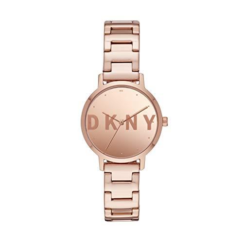 DKNY Women's The Modernist Stainless Steel Dress Quartz Watch