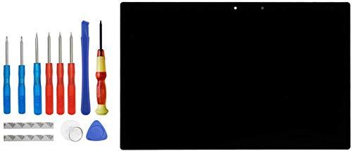 Vvsialeek Pantalla LCD de repuesto compatible con Sony Xperia Tablet Z2 SGP551 SGP511 SGP512 SGP521 SGP541 Recambio Pantalla LCD Negro Touch Screen con kit de herramientas