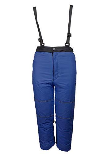 MS-Trachten Kinder Skihose Snowboardhose Schneehose Thermohose (146/152, dunkelblau)