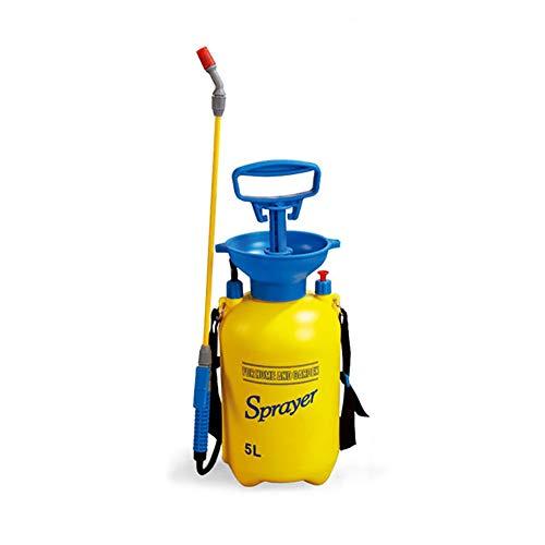 5L Drukspuit Sprayer, Draagbare Chemische Hoge Drukspuit Hoge Capaciteit Pomp Rugzak Sprayer, Thuis Tuin Onkruid Killer Ziekenhuizen