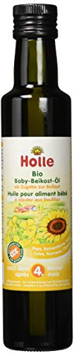 Holle Bio Baby-Beikost-Öl, 2er Pack (2 x 250 ml)
