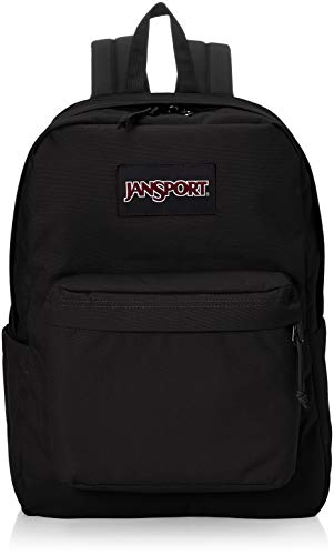 JanSport Superbreak Plus Black One Size