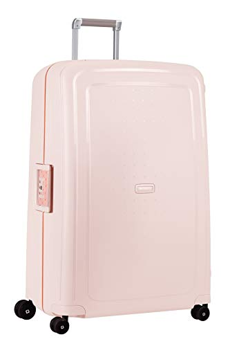 Samsonite S\'Cure - Spinner XL Koffer, 81 cm, 138 L, Rosa (Soft Rose)