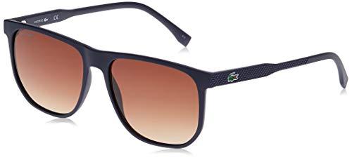 Lacoste L922S Gafas de sol, Matte Blue, 57 Unisex Adulto