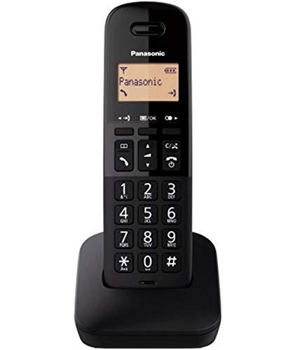 TELEFONO PANASONIC INALAMBRICO KX-TGB610JTB/ Negro