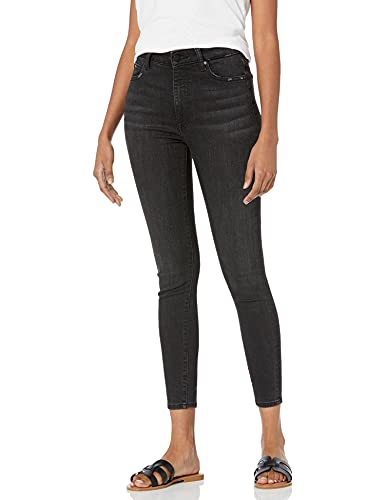 The Drop Women's Fairfax High-Rise Ankle Skinny Jean