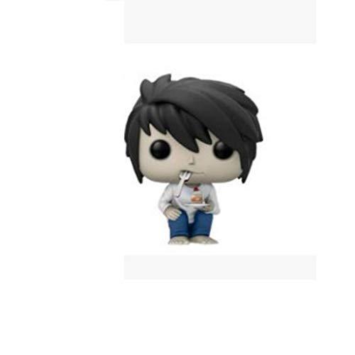 PLL Death Note Pop Figura L con la Torta Chibi