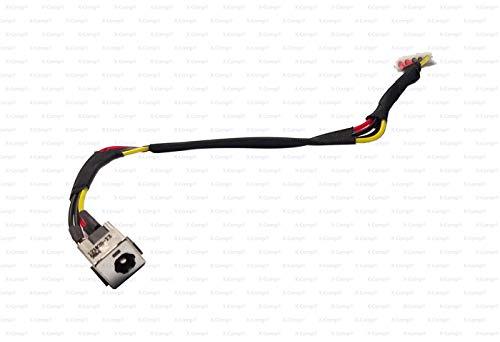 Conector de Corriente para HP Compaq Presario C700 Pavilion G7000 Compaq Presario C700 Serie