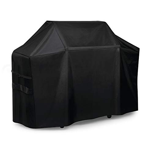 Arcedo BBQ Grill Cover 53 Inch, Heavy Duty Waterproof Gas Grill Cover, Fade and Weather Resistant, Outdoor Charcoal Barbeque Grill Cover for Weber Charbroil Nexgrill Napoleon and More Grill, Small