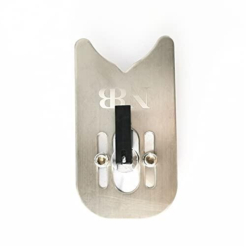 NBB Guía de broca de metal para taladrar en cerámica, baldosa, porcelana, mármol, granito, con ventosa potente, adecuada para diámetros universales de brocas,fácil instalación,fácil trabajo (Metal G1)