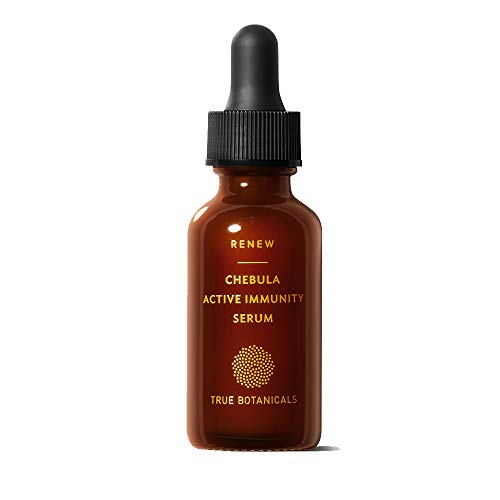 True Botanicals - Natural Chebula Active Immunity Serum | Clean, Non-Toxic, Natural Skincare (1 fl oz | 30 ml)