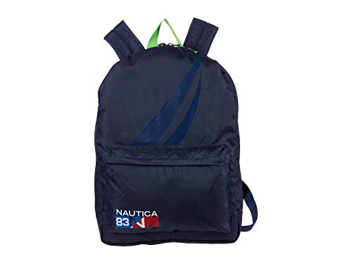 Nautica Shadow JClass Backpack Navy One Size