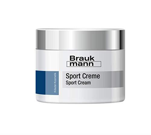 Hildegard Braukmann Sport Creme Gesichtscreme, 50 ml