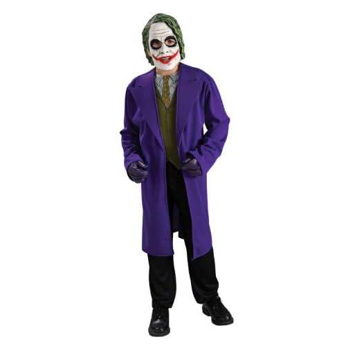 920921df18d1a Batman The Dark Knight Child's Costume The Joker, Small