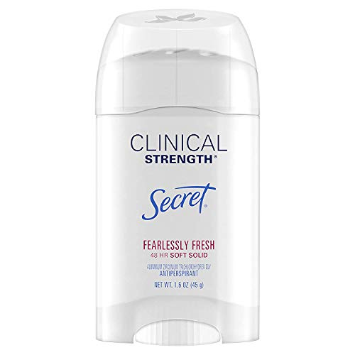 Secret Clinical Strength Soothing Women's Advanced Solid Calming Aloe Scent by Secret