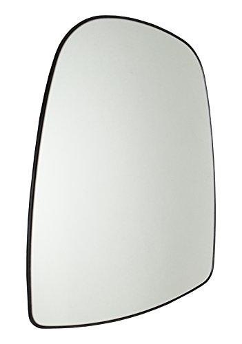 TarosTrade 57-0285-L-47023 Cristal De Retrovisor Pieza Superior Lado Izquierda