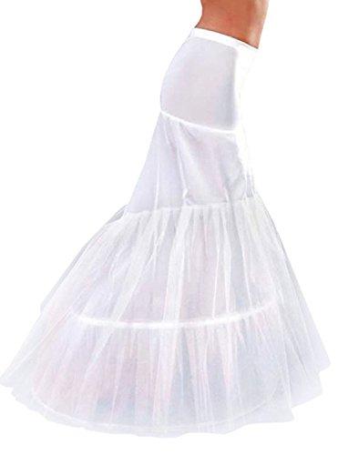 Enagua Aros Enaguas Enteras Crinolina para Mujer Faldas Vestidos Underskirt Cancan Enagua...