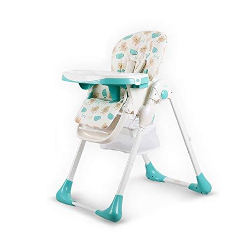 Fantastic Deal! Liudan Highchairs High Chair Baby Dining Chair Children Multifunctional Folding Port...