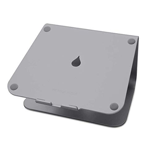 Rain Design mStand360 Laptop Stand with Swivel Base, Space Gray (Patented)|Standard|0|0|0|Disc|Disc