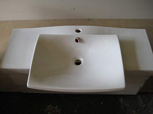 Designer Waschtisch 100 cm, Serie Escale, Artikel 19034W-00