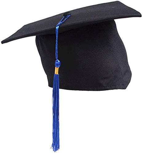 Best Review Of Graduation Cap with Tassel Adjustable Graduation Bachelor Party Tassel Cap Fancy Dr G...