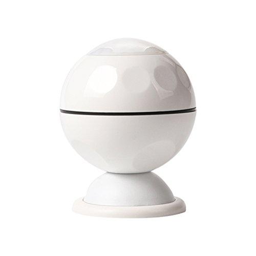 El Sensor de Movimiento Detector de automatización del hogar del Sistema de Alarma Z Wave Motion Inicio de Alarma de Seguridad del Sistema de Alarma Neo Coolcam NAS-PD02Z